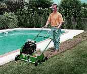 Dethatching Blade For Lawn Mower Home Depot Website Of