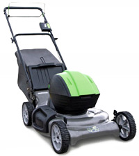 Corded Amp Cordless Electric Mowers